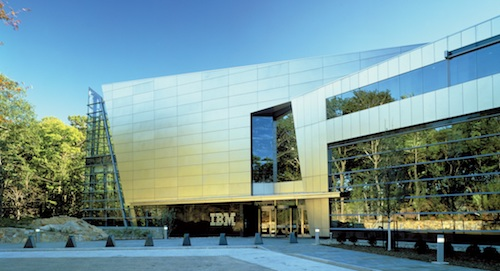 Present's tech tour to IBM Worldwide head office