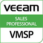 Veeam – Sales professional