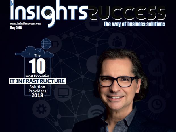 Marc Beaulieu apparait sur le cover d'Insight Success