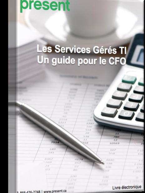 Les services gérés TI – un guide pour le CFO