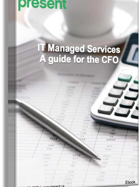 IT Managed Services : a guide for the CFO