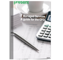 Ebook for CFO: IT Managed Services