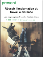 Ebook travail à distance