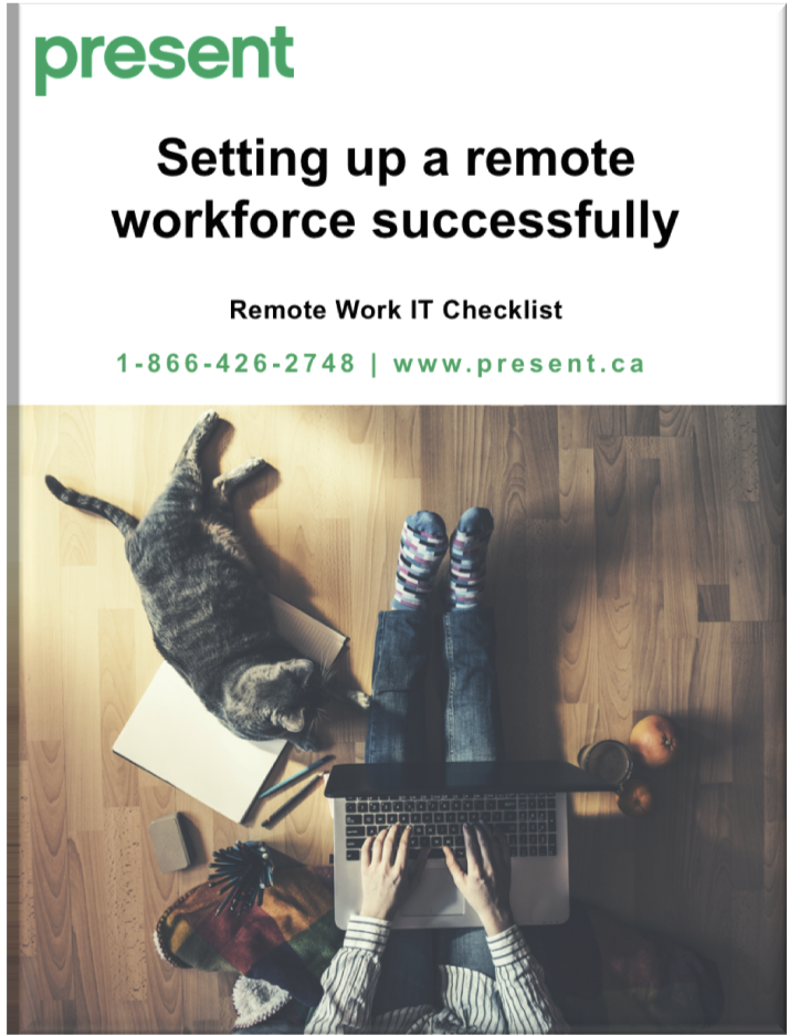 Setting up a remote workforce successfully