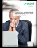 Protection des actifs d'affaires: diminuer votre risque avec un plan de reprise après désastre