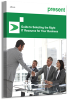 Selecting the right IT resource for your business