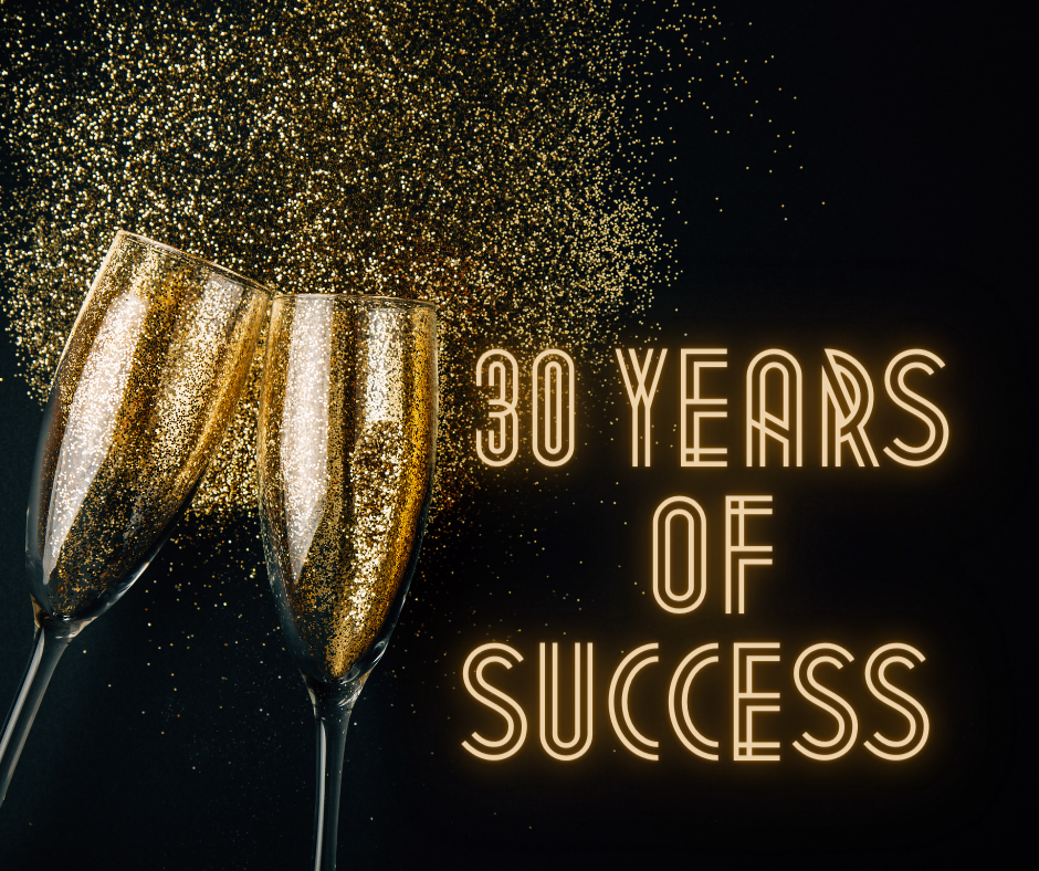 30 years of success
